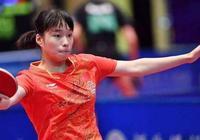國乒將衝擊團體4塊金牌!13歲小將橫空出世,3-0完勝日本選手