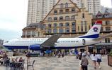 """直擊:武漢""""飛機主題餐廳"""",總投資3500萬,服務員必須空姐畢業"""