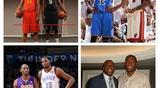 NBA十大球星的未解之謎,杜蘭特的身高,詹姆斯的髮際線
