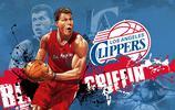 NBA超級球星壁紙系列-白魔獸 布萊克 格里芬 保羅起飛火箭,空接之城看給力芬閃耀了