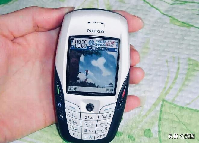 十六年前的智能手機,花了半年的工資