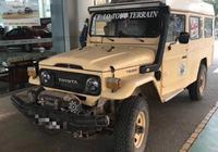 小號普拉多,比霸道便宜10萬,神車Hliux底盤,為何國內無人買?