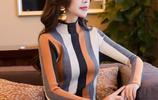 洋氣又時髦的針織毛衣,手把手教你穿出秋季最迷人的身姿