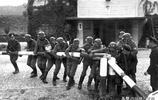 二戰波蘭戰役照片:波蘭騎兵對抗德國坦克,蘇德聯手瓜分波蘭