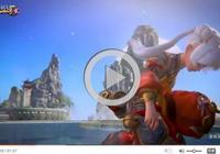 《仙俠世界2》飛行玩法曝光 宣傳視頻同步放出