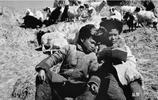 50年代全民掃盲識字運動的老照片,感受艱苦學習的精神文化