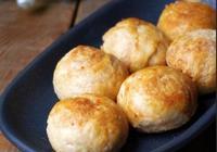麵粉別再攤餅了,告訴你一個新吃法:酥丸子,一咬就掉渣的點心