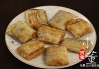 炸帶魚用麵粉還是澱粉?大廚教你正確做法,炸出來金黃酥脆不夠吃