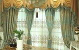 等我裝修新房子也要買這樣的歐式窗簾,時尚豪華大氣,太美了