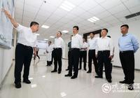 戴徵社尉俊東會見陝西地建集團總經理韓霽昌
