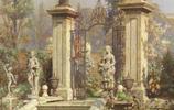畫面過於美麗,帶你回到十八世紀的英格蘭,油畫欣賞
