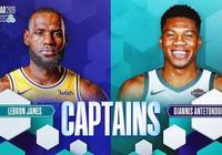 NBA全明星大賽看點,詹姆斯隊VS揚尼斯隊,誰將奪得MVP?