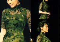 女星穿旗袍誰最美?本以為是許晴,可看到董璇後直呼美上天!