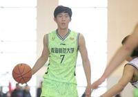 大學生球員中的大殺器參加CBA選秀,未來籃球界的新星正在冉冉升起