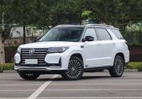 比哈弗還實在的SUV,國六233馬力+七座佈局,重2噸長近5米才16萬