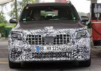奔馳出招了!新SUV造型回頭率爆棚,奧迪寶馬看後壓力大