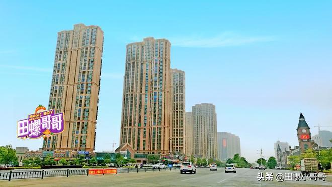 實拍福建第一經濟大縣,一個GDP超千億的縣,縣城是什麼樣子的?