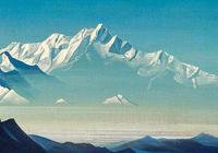 Nicholas Roerich畫作欣賞