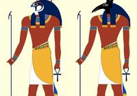 古埃及著名神話人物荷露斯從邪惡叔叔塞特手中重奪王位的故事