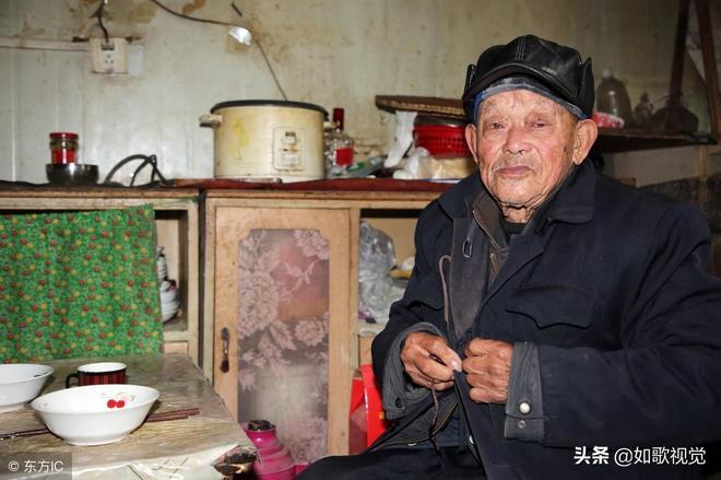 山東102歲老人看似80多歲,家人說沒啥長壽祕訣,有一點卻很重要