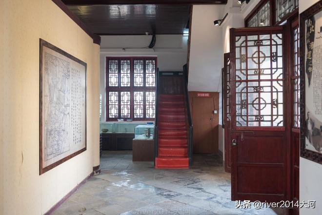 淮安市中心這座城樓已有千年歷史,是淮安古城的象徵