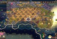 文明6土澳無戰797T飛天戰報 文明6澳大利亞科技勝利