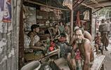 孟加拉達卡貧民窟