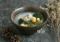 冬瓜乾貝排骨湯