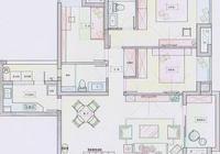 130平新房,簡單裝修花16萬,軟硬裝搭配漂亮,被稱模範裝修