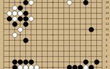 動圖棋譜-龍星戰A組第9局 江維傑執黑中盤勝時越