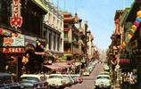 二十世紀五十年代舊金山的唐人街