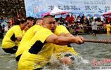 湖北恩施:水上運動樂悠悠