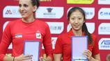 2017女排大獎賽頒獎禮:巴西冠軍中國第4 朱婷獲最佳主攻