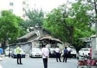 中央民族大學家屬院內快餐店煤氣爆炸無人員傷亡