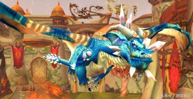 魔獸世界之藍龍軍團