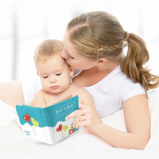家長要從小培養孩子,有個愛讀書的好習慣哦