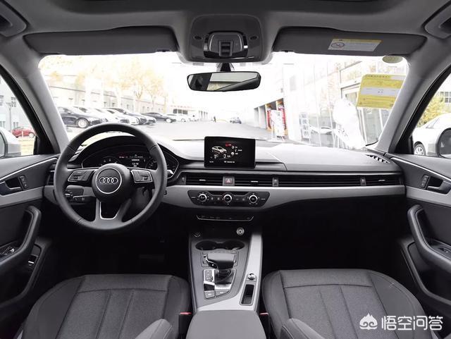 各位車友:奧迪A4的2019款TFSI40進取型VI和皇冠2018時尚款選哪個?