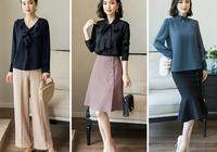 過了40歲的女人記住要多穿3件衣服,越穿越顯知性大氣