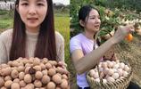 21歲女孩租下百畝山頭養雞帶村民致富,年入百萬胳膊練成腱子肉