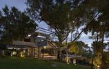 住宅設計:歸隱山林的最美清水混凝土+鋼結構別墅,民宿可參考