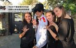 不打針不整容模仿傑克遜 他被MJ家族邀到美國做客