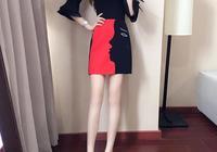 時尚的時裝搭配,簡單一秒就有大長腿