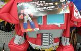 孩之寶官方授權變形金剛 G1擎天柱服裝在沃爾瑪有售