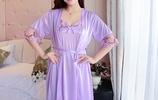三四十歲女人臥室儘量穿嫩點,少穿秋衣,多穿新睡衣,年輕又時髦
