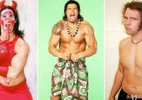 15大WWE巨星當年的首秀造型 奧斯丁金髮披肩 羅曼果然是亞平寧美男 CM朋克簡直科特·柯本附體