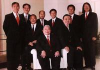 """王天林的一張珍貴老照片:門下""""八虎將""""全是名導,林嶺東剛去世"""