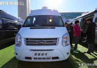 柴油房車也能上京藍牌!配12V駐車空調,電動床和上下鋪能睡4人