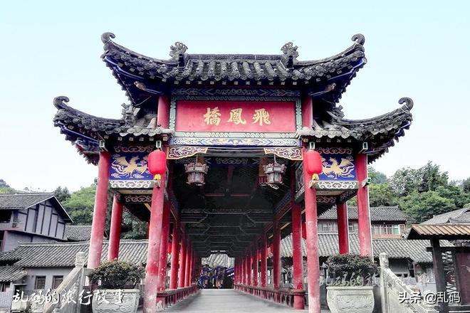 """陝西最美古鎮竟""""一腳踏三省""""美景不輸麗江 門票0元少有人知"""