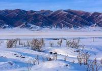 新疆是個好地方,攝影家必去:喀拉峻|寧靜的冰雪世界,精美圖文