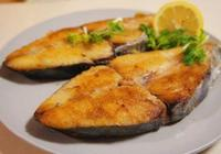 香煎巴魚(馬鮫魚)
